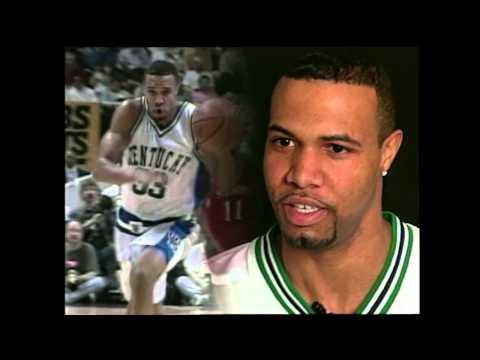1999 Celtics Ron Mercer spin move