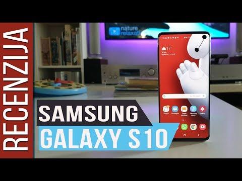 Samsung Galaxy S10 Recenzija