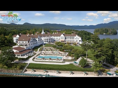 Adirondacks historic lodges: Rough it like millionaires Travel Guide vs Booking