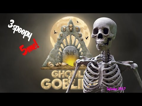 [Depth] Ghouls & Goblins Update! - September 2017