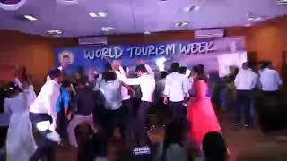 World tourism week 2018  closing day  enjoy with friends