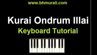 Kurai Ondrum Illai - lesson for online students