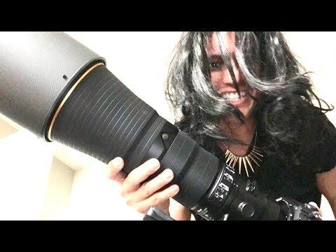 SpoooOOoky Shots + Sony 24-105 + Nikon 600mm! (TCLIVE)