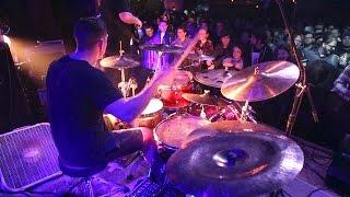 Intervals - Libra [Troy Wright] Drum Cam Live [HD]