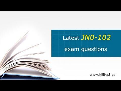 Juniper JNCIA JN0-102 ejemplos de preguntas
