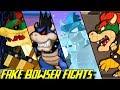 Evolution of Fake Bowser Battles (1985-2017)