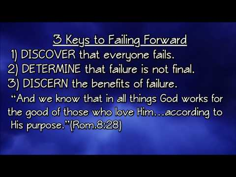 No Fear Living - 2. Failing Forward