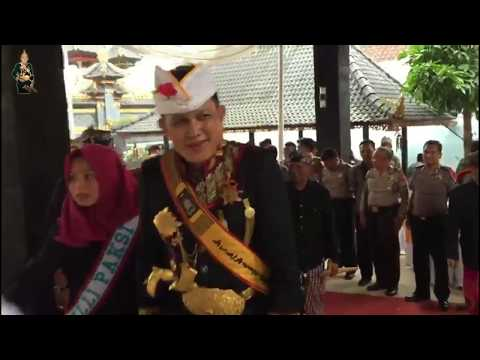 Pangeran Edward Syah Pernong Hadiri Tradisi Mutatah Masyarakat Adat Bali