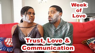 "Week of Love ""Couples Activities & Challenges"": Session 5"