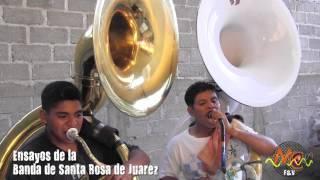 Banda de Santa Rosa de Juarez, Oaxaca, México