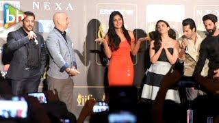 Salman Khan CELEBRATES Katrina Kaif's Birthday | IIFA Press Conference 2017