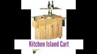 Modern Kitchen Island Cart