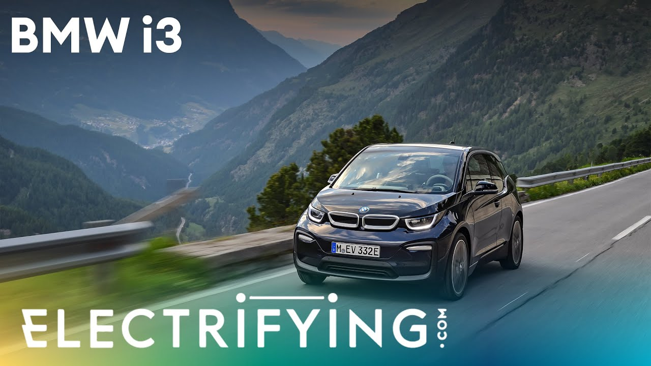 BMW i3 2020: In-depth studio review with Ginny Buckley and Tom Ford / Electrifying