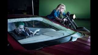 Designing The Real 'Suicide Squad' Behind The Scenes [+Subtitles]