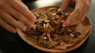 Recette Des Cookies Sans Cuisson Faciles (no Bake Cookies)