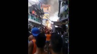 Fire Alert In Baranggay Suba, Pasil Cebu