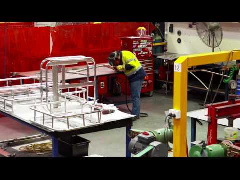 GCI Group Laser cutting and Steel fabrication in Brisbane