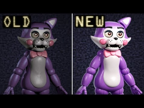 Evolution Of Cindy In Five Nights At Candy's Remastered (2015-2019)