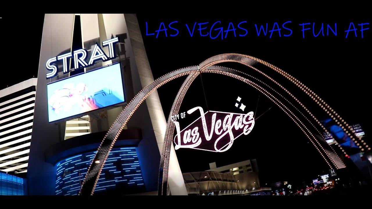 Las Vegas Vacation Vlog