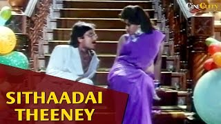 Sithaadai Theeney  Song | Chinna Kannama | karthik