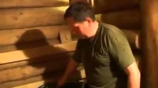 Строительство традиционной русской бани (часть 1)(Лаки, антисептики, масло для бань и саун http://dneprkraska.com.ua/catalog/sostavy-dla-ban-i-saun/, 2013-01-13T08:48:51.000Z)