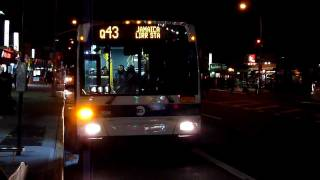 mta nyct bus orion vii 3g 7006 q43 at hillside avenue 179th street in queens