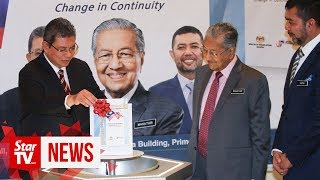 PM launches Foreign Policy Framework of the New Malaysia
