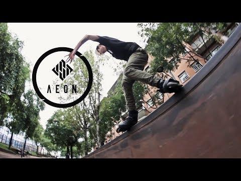 USD Aeon 80 Skates - Nick Lomax