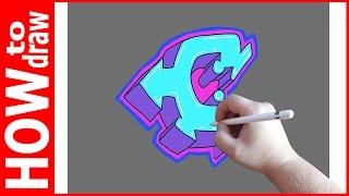 Как нарисовать граффити буквы, С № 1(INSTAGRAM: https://www.instagram.com/dmitrysyrman/ Я в ВКОНТАКТЕ: http://vk.com/syrman_d Группа в ВКОНТАКТЕ: http://vk.com/public59608073 I'm on ..., 2016-09-26T02:16:31.000Z)