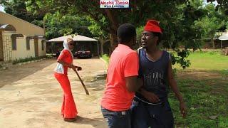 Download Video Musha Dariya Ali Artwork Ya Hadu Da Budurwa 'Yar Son Banza - Arewa Comedians MP3 3GP MP4
