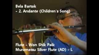 Bela Bartok - Children