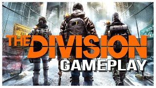 The Division - New Gameplay Footage