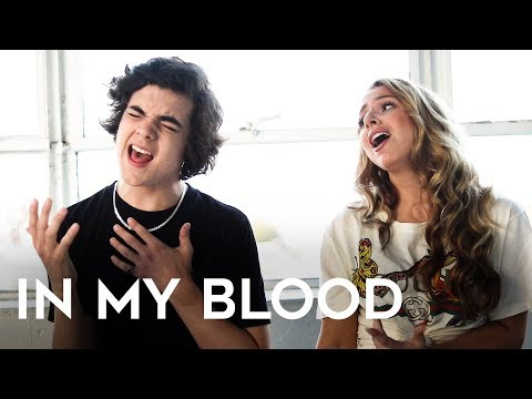 Shawn Mendes - In My Blood (Alexander Stewart & Emma Heesters)