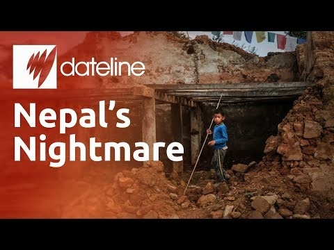 Nepal's Nightmare: Tales of grief and survival