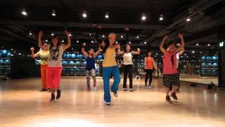Indian Hip Hop Song Practice----Ready Steady Po( From Movie:Chennai Express) @ MK Myoga