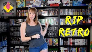 Is Retro Gaming DEAD? | TheGebs24
