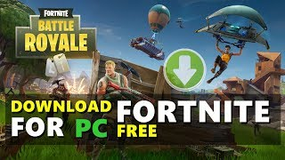 How To Download Fortnite for PC | FREE