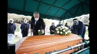 Controversia tras eventual incumplimiento de protocolos en funeral de Bernardino Piñera