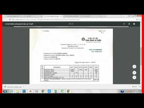 PF(Provident Fund) ALL DETAILS FOR EMPLOYEE & EMPLOYER(HINDI) NEW UPDATE