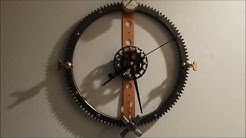 Steam Punk Wall Clock
