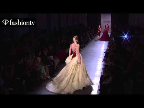 Georges Chakra Couture Fall/Winter 2014-15 FULL SHOW | Paris Couture Fashion Week | FashionTV