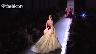Georges Chakra Couture Fall/Winter 2014-15 FULL SHOW   Paris Couture Fashion Week   FashionTV