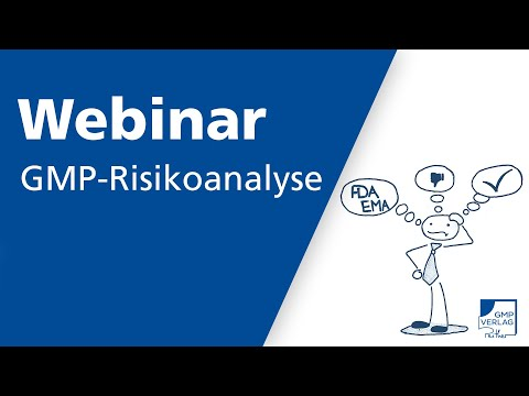 Maas & Peither Webinar GMP-Risikoanalyse April 2016