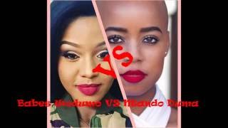 Ntando Duma VS Babes Wodumo :Battle of 2016 new comes