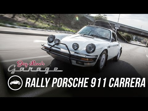 1985 Rally Porsche 911 Carrera – Jay Leno's Garage