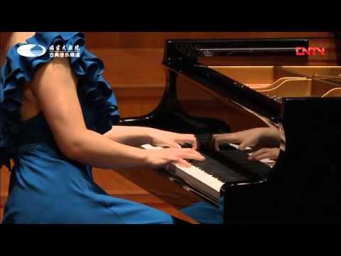 """Sa Chen plays Beethoven """"Waldstein"""" Sonata No. 21 in C Major Op. 53"""