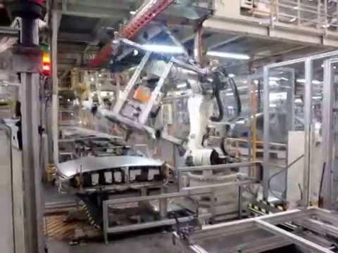 Gripper Welding Robot Youtube