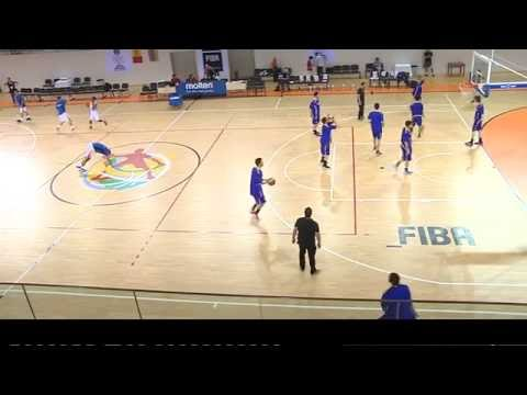 Basketball Game FIBA Armenia-Andora