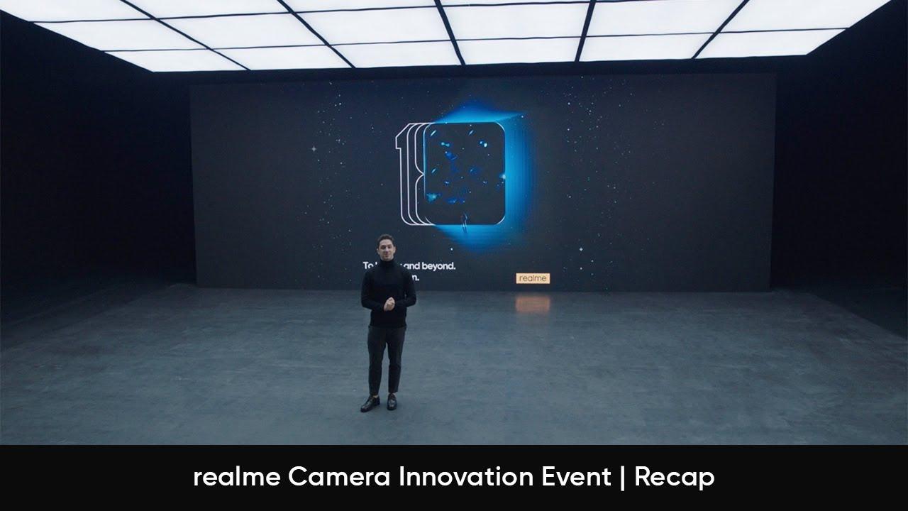 realme Camera Innovation Event | Recap