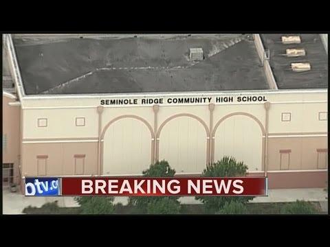 2 Seminole Ridge Community High School students taken to hospital